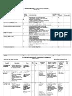 Planificare Dirigentie  CLS 9
