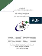 TUGAS TOKSIK_7B-Kelompok 2 Dan 4_Sesi 3_Xenobiotik Dan Toksikokinetik