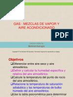 Mezclas de Aire - Vapor Acondicionamiento de Aire (1)