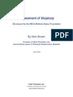 Mojaloop Assessment