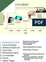 2. Visión histórica de la calidad