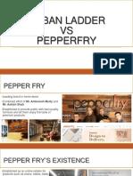 Urban Ladder vs Pepperfry 2