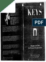 Keys by Lester Levinson