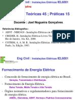 01 Proj BT ENG Inst Eletric Parte I.ppt