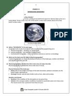 E Copy Grade 6 Geography Term 1