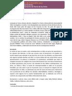 Curso Arte Contemporaneo en Chile PDF 127 Kb