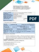 Guía de Actividades y Rubrica de Evaluación - Paso 2 - Innovación en La Gestión de Negocios (1)