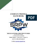 Company Profile Srpw