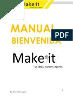 Manual Bienvenida Make-it