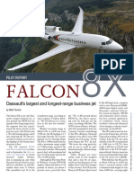 Ain 2017 Falcon 8x