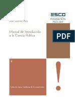 Manuel de C. Politica