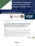 Malaria Microbiologia Seminario #5