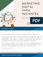 Guia Marketing Digital Para Iniciantes Consultoria Digital