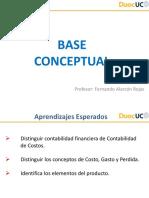 TEMA 1. Base Conceptual