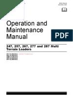 Caterpillar 247, 257, 267, 277 and 287 MultiTerrain Loaders Service Manual.pdf