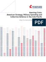 Averting Crisis in the Indo-Pacific