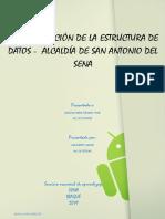 Implementacion Estructura Galicia