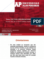 s5 Cultura Organizacional