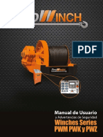 Anexo 2. Manual Winch