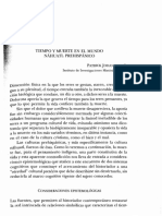 Tiempo y Muerte en el Mundo Náhuatl Prehipánico de Pratick Johansson
