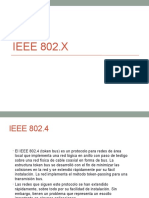 IEEE 802.4 - 802.15