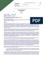 Kuenzle & Streiff, Inc., Vs. the Commissioner of Internal Revenue, g.r. No. L-18840