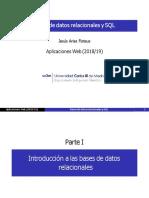 BASE DE DATOS RELACIONALES EN SQL SERVER