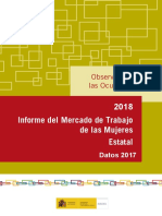 3069-1 Mujer en España 2018