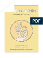 Guide to Tipitaka.U Ko Lay.@