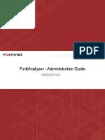 FAZ - Adm Guide
