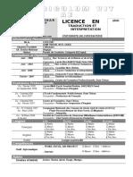 French CV 1.doc