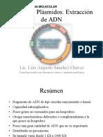 Clase 10 Plasmidos- Expo