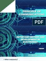 Principle of Communication G1
