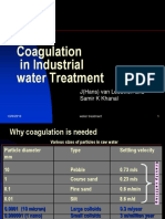 Coagulation in Industrial water Treatment - Presentation
