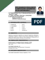 Curriculum Vitae - LAHC