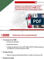 PMM vs ESP