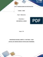 Fundamentos y Generalidades de Investigación Fase 4