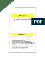 10. Cocomo II