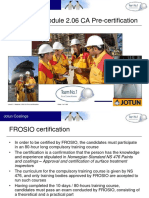 2_06 FROSIO pre_certification.ppt