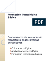 Formacion Tecnologica Basica