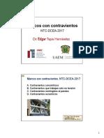 8. Marcos Con Contravientos. Dr. Edgar Tapia