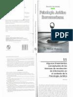 psicología juridica iberoamericana