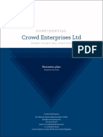 Crowd Enterprises plan