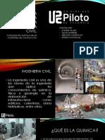 Importancia de La Química en La Ingeniería Civil Final