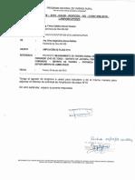 Carta Ampliación