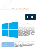 Historia de Windows 1