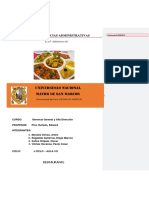 Puntualidad - Gerencia General