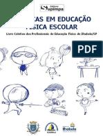 Livro - Práticas Em Educação Física Escolar, Ilhabela