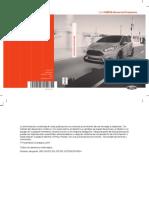 Manual Del Propietario Ford Fiesta 2018