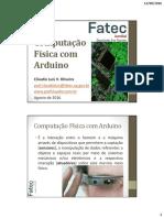 [Fatecjd.edu.Br] Computacao Fisica Com Arduino